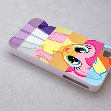 little pony case for iPhone 4/4s/5/5s/5c/6/6+ case,iPod Touch 5th Case,Samsung Galaxy s3/s4/s5/s6Case, Sony Xperia Z3/4 case, LG G2/G3 case, HTC One M7/M8 case