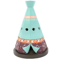 Boho TeePee Cone Incense Holder