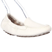 Ivanka Trump Stephy Casual Loafer Flats - Ivory