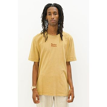 Classic Washed T-Shirt in Washed Seaweed