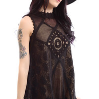 FREE PEOPLE | ANGEL LACE DRESS | FETISH