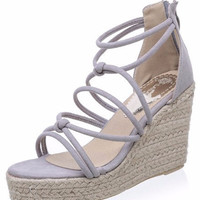 Gladiator Summer Wedge