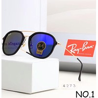 Ray-Ban 2018 trendy men and women with the same fashion trend sunglasses F-A-SDYJ NO.1