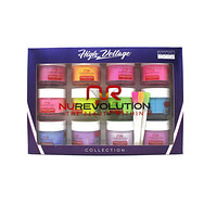 NuRevolution - Dip Powder - Special Edition High Voltage Collection
