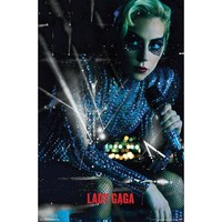 Lady Gaga Domestic Poster