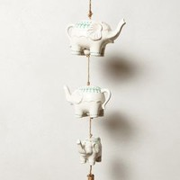 Elephant Chimes by Anthropologie Multi One Size House & Home