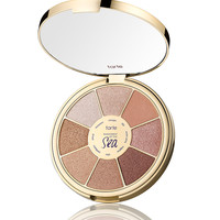 limited-edition Rainforest of the Sea highlighting eyeshadow palette vol. III from tarte cosmetics