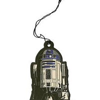 Licensed cool NEW STAR WARS MOVIE R2D2 ROBOT VANILLA SCENT HOME CAR Air Freshener 2 Pack