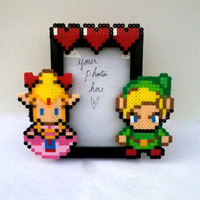 Legend of Zelda Picture Frame