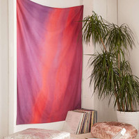 Michael Frey X UO Sunset Sky Tapestry - Urban Outfitters