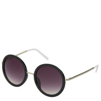 60'S Oval Sunglasses - Back In Stock - New In - Topshop USA
