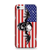 Avenged Sevenfold (logo on flag) iPhone 6 | iPhone 6S Case