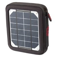 """Voltaic Systems """"Amp"""" 4.0W Portable Solar Charger and 4000mAh USB Battery Backup Bank for iPhone, iPad, Samsung Galaxy, Android, and USB Devices - 1018-S"""