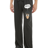 Bob's Burgers Tina Butts Guys Pajama Pants