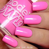 Models Own Sun Hat Nail Polish (Polish for Tans Collection)