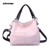 Women Shoulder Bags 2018 Fashion Women Handbags PU Leather Large Capacity Tote Bag Casual Pu Leather Messenger bag