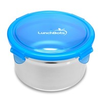 Stainless Steel Airtight Food Containers | LunchBots Clicks