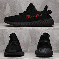 Adidas Yeezy 350 V2 Black Red 36-46.5