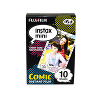 Fujifilm Instax Mini Film Comic Polaroid Instant Photo