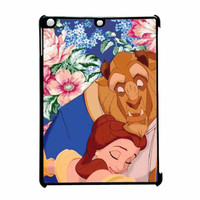 Beauty And The Beast Floral Vintage iPad Air Case