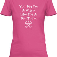 Being a Witch is a Great Thing!