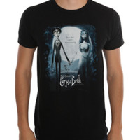 Corpse Bride Poster T-Shirt