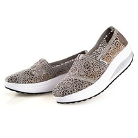 NEW Summer Women Walking Shoes Breathable Shoes Women Mocassin Femme Classic Style Sapatenis Zapatos Sperry