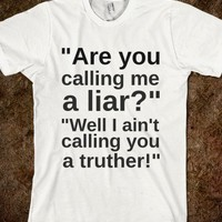 Truther - Hipster Apparel