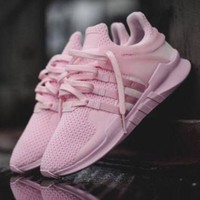DCCKIJG Adidas' Women Sneakers Pink Casual Sports Shoes