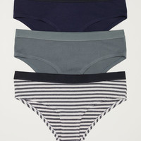 3-pack Hipster Briefs - from H&M