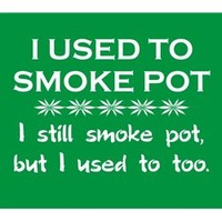 Reformed Toker T-shirt | Funny Weed T-shirts | Pot T-shirts
