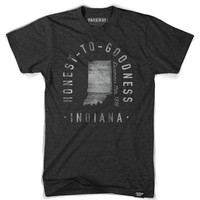 State of Indiana Motto Shirt