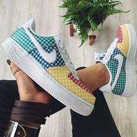 NIKE WMNS AIR FORCE 1 '07 QS