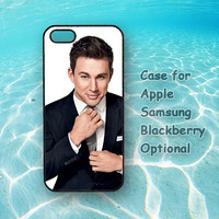 Channing Tatum for iphone 5 case, iphone 4 case, ipod 4, ipod 5, Samsung note 2, Samsung galaxy S3, Samsung galaxy S4, blackberry z10, q10