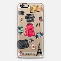 Hand Drawn French Style Case :) iPhone 6 case by Giada G.   Casetify