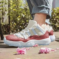 NIKE Air Jordan11 Glittering Star Glitter Sparkle Shoes