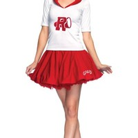 Adult Grease Rydell Cheerleader Costume- Party City