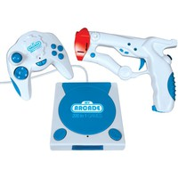 Dreamgear Video Game Station With 200 Built-in Games