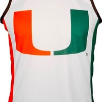 NCAA Men's Miami Hurricanes RUN/TRI Singlet