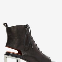 Jeffrey Campbell Mancuso Leather Bootie