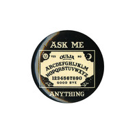 Ouija Ask Me Anything  Pin | Hot Topic