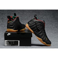 Air Foamposite Pro Black Sneaker Size 41--47