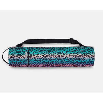 Yoga Mat Bag - Jungle Cheetah Print