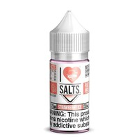 I Love Salts by Mad Hatter - Strawberry Ice (30ml)