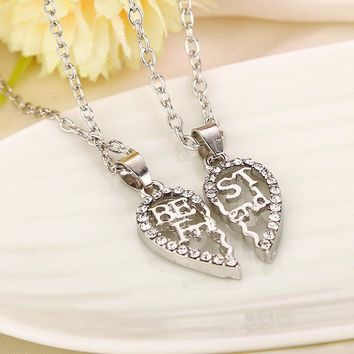 Shiny New Arrival Jewelry Stylish Gift Accessory Patchwork Diamonds Necklace [8804752263]