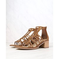 COCONUTS By Matisse - Essence Heeled Sandal in Saddle