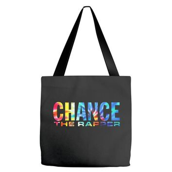 chance the rapper Tote Bags