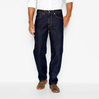 Levi's 550 Blue Relaxed Fit