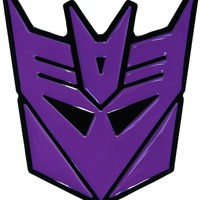 Transformers - Decepticons Belt Buckle