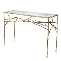 Brass Branch Console Table | Eichholtz Antico